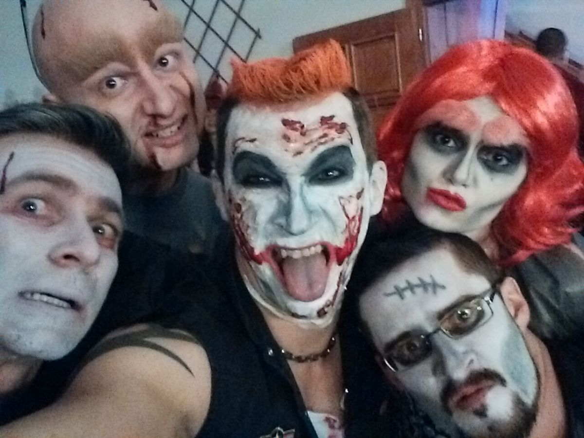 Scary party CS Beton