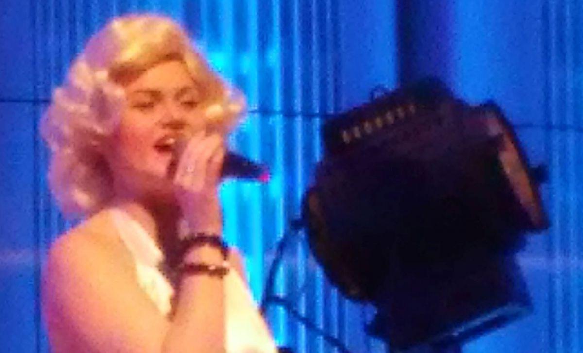 Marylin Monroe revival